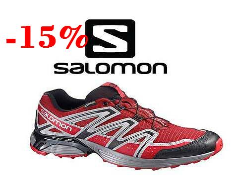 salomon running