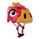 crazy safety red giraffe